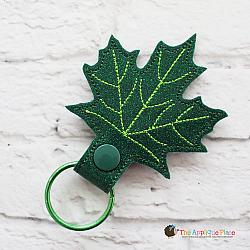 Key Fob - Maple Leaf