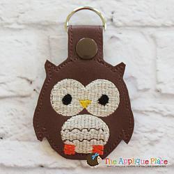 Key Fob - Owl