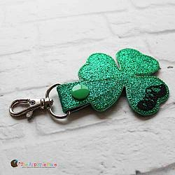 Key Fob - Shamrock Ghillies