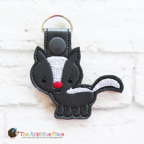 Key Fob - Skunk