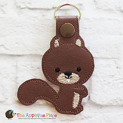 Key Fob - Squirrel