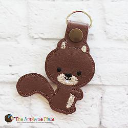 Key Fob - Squirrel