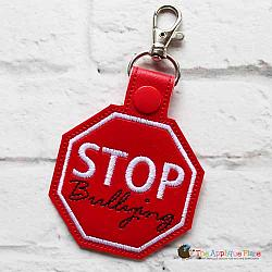 Key Fob - Stop Bullying