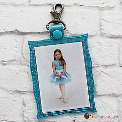 Key Fob - Wallet Picture Frame