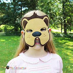 Mask - Lion