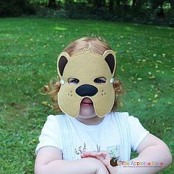 Mask - Lioness