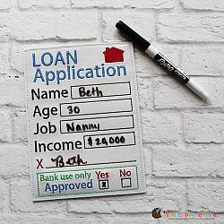 ITH - Loan Application Form