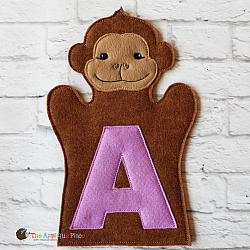 Puppet - A for Ape - Long A