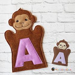 Puppet - A for Ape - Long A