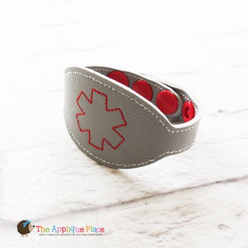 ITH - Medical Alert Bracelet/Double Key Fob - Blank