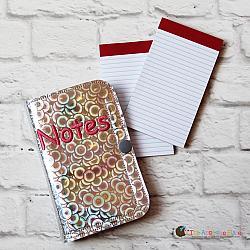 Notebook Case - Mini Memo Double Pocket Case