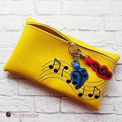 ITH - Music Bag and Bag Tags