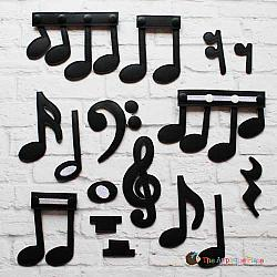 ITH - Music Notes and Symbols
