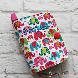 Notebook Case - Tiny - 5x7 (no tab)