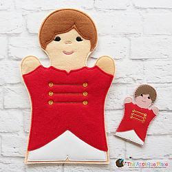 Puppet - Nutcracker Prince