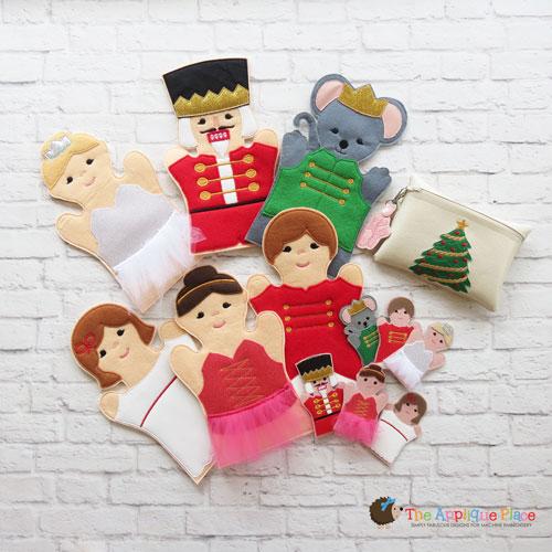 Puppet Set - Nutcracker