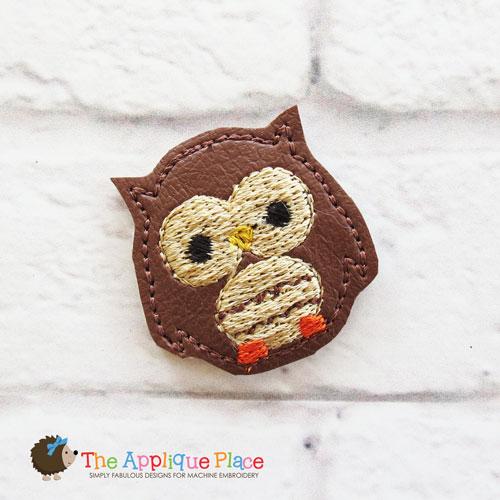 Feltie - Owl