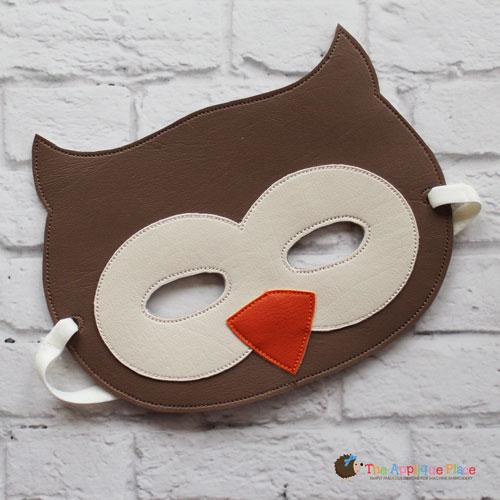 Mask - Owl