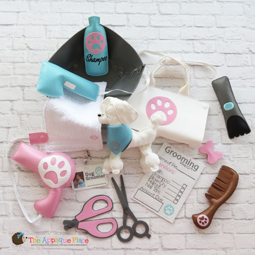 ITH - Pet Groomer Set