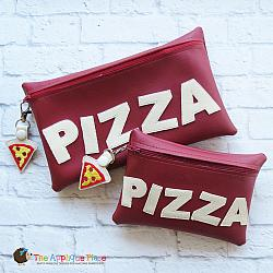 ITH - Pizza Bag and Bag Tag