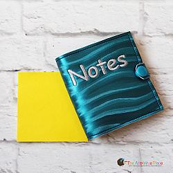 Notebook Case - Post It Notes