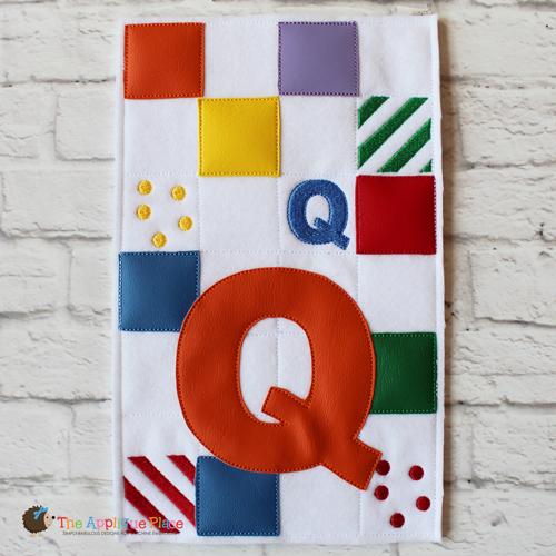 Puppet - Q for Quilt