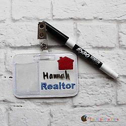 ITH - Realtor Badge ID Tag