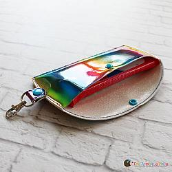 Key Fob - Hand Wipes Case (Snap Tab)