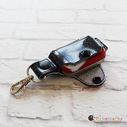 Key Fob - Mini Mint Case (Snap Tab)