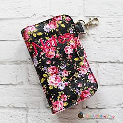 Key Fob - Notebook Case (Snap Tab)