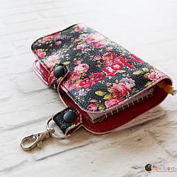 Key Fob - Notebook Case (Snap Tab)