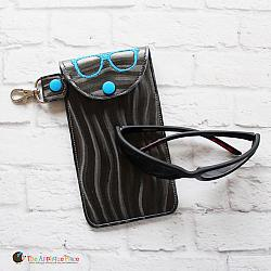 Key Fob - Sunglasses Case (Snap Tab)