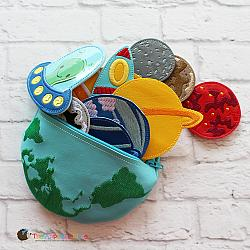 Puppet Set - Outer Space (FINGER Puppets)