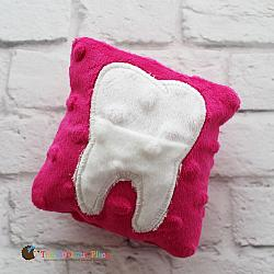 In the Hoop - Tooth Fairy Pillow