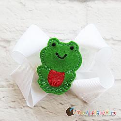 Feltie - Tree Frog