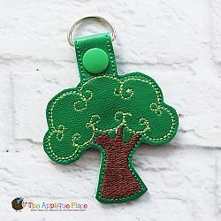 Key Fob - Tree