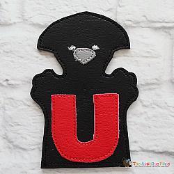 Puppet - U for Umbrella Bird
