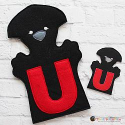 Puppet - U for Umbrella Bird