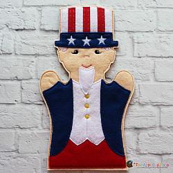 Puppet - Uncle Sam