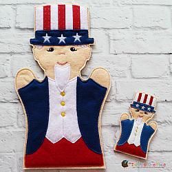 Puppet - Uncle Sam