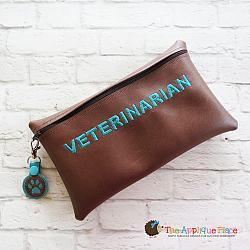 ITH - Veterinarian Bag and Bag Tag