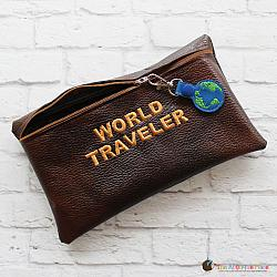 ITH - World Traveler Bag and World Bag Tag