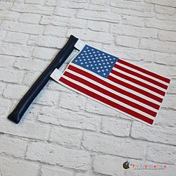 Pretend Play - ITH - American Flag
