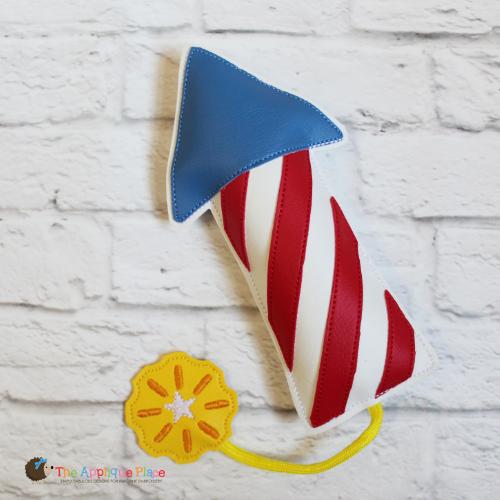 Pretend Play - ITH - Fireworks Rocket