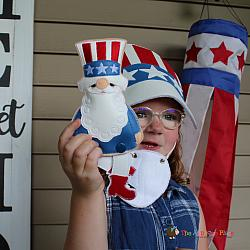 Pretend Play - ITH - Little Uncle Sam