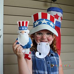 Pretend Play - ITH - 4th of July Pretend Play Set