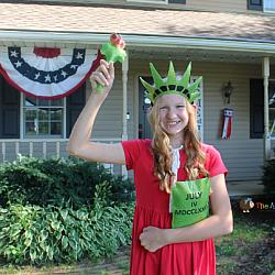 Pretend Play - ITH - Statue of Liberty Crown
