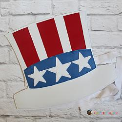 Pretend Play - ITH - Uncle Sam Hat