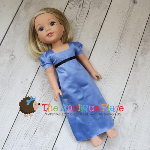 Doll Clothing - 14 Inch Doll Dress