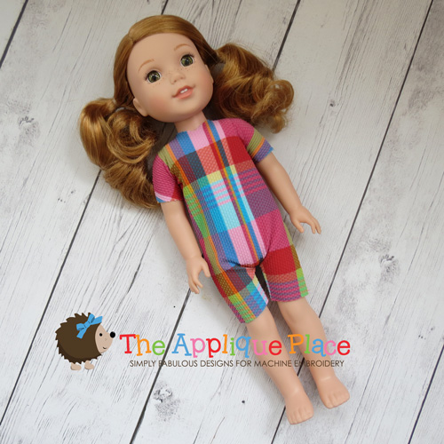 Doll Clothing - 14 Inch Doll Romper